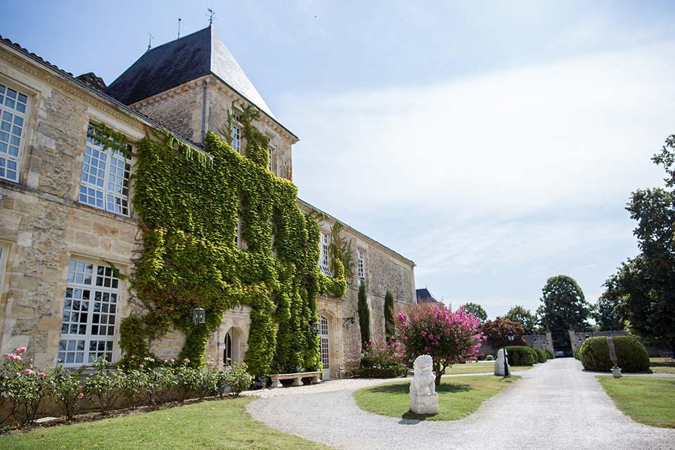 Lieu Venue mariage Wedding Bordeaux château de la Ligne